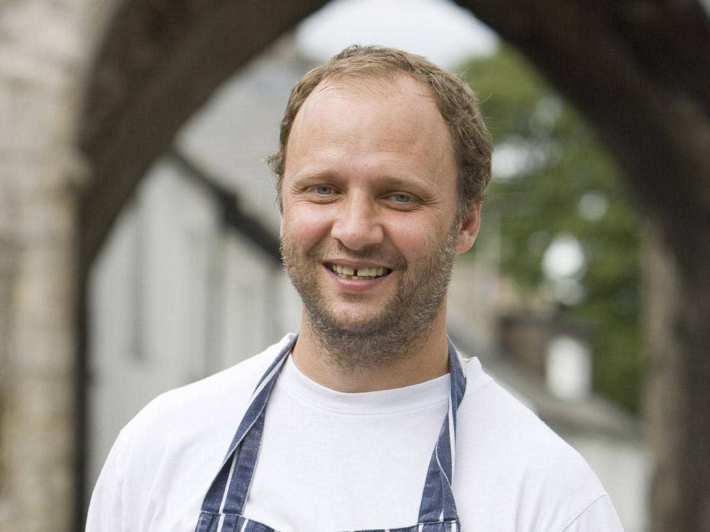 Simon Rogan, Chef, L'Enclume: 'I love my thermo blender. I use it to make flower paste'