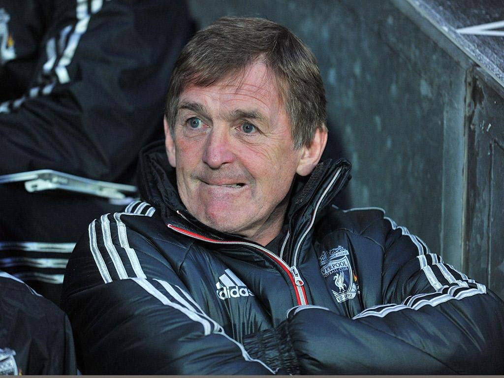 Kenny Dalglish says Liverpool are focused on the FA Cup semi-final