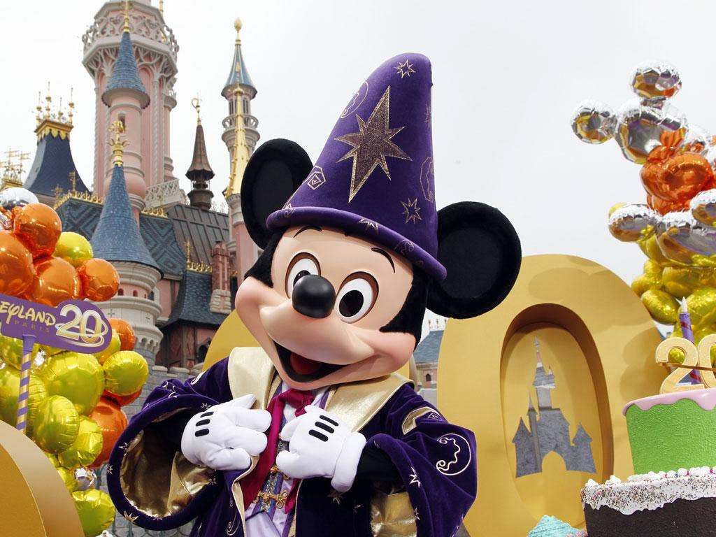 Mouse work: could the Disney organisation run virtual trips that remove the need for travel?