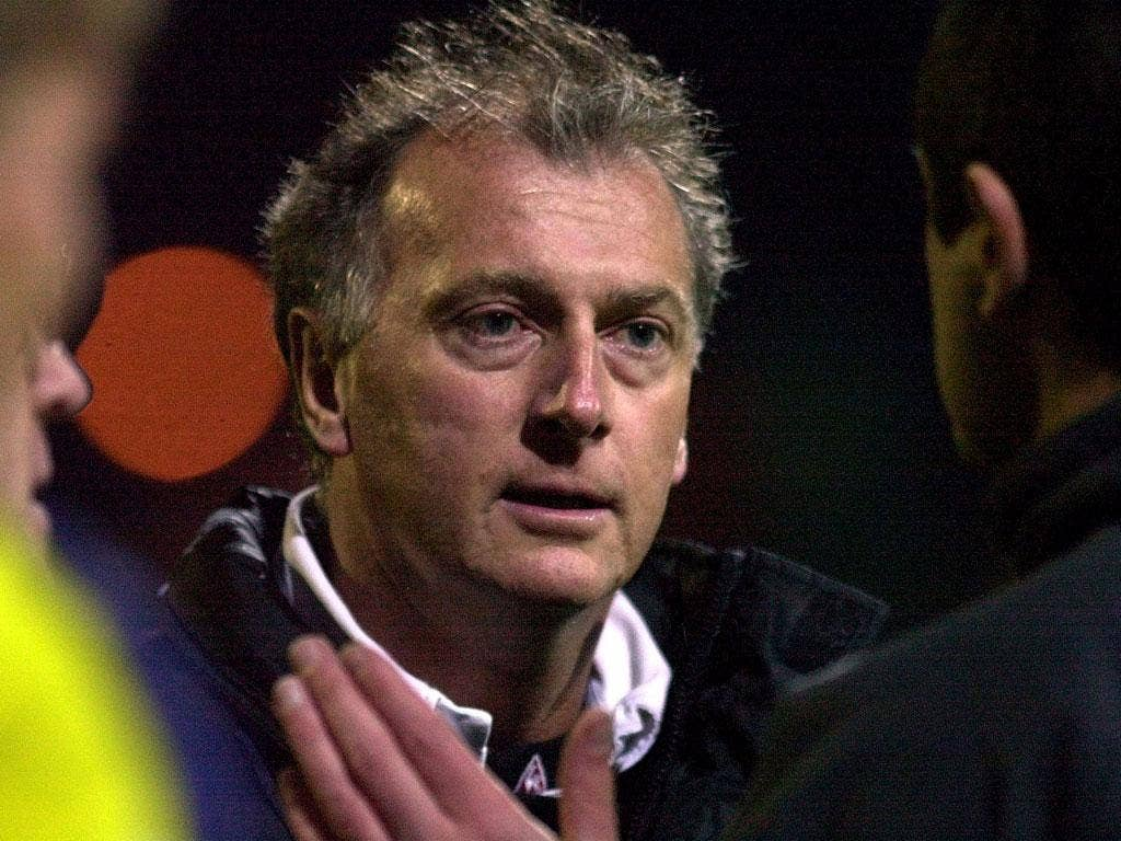 True Blue: Birmingham legend Trevor Francis is said to be 'recovering well' in hospital
