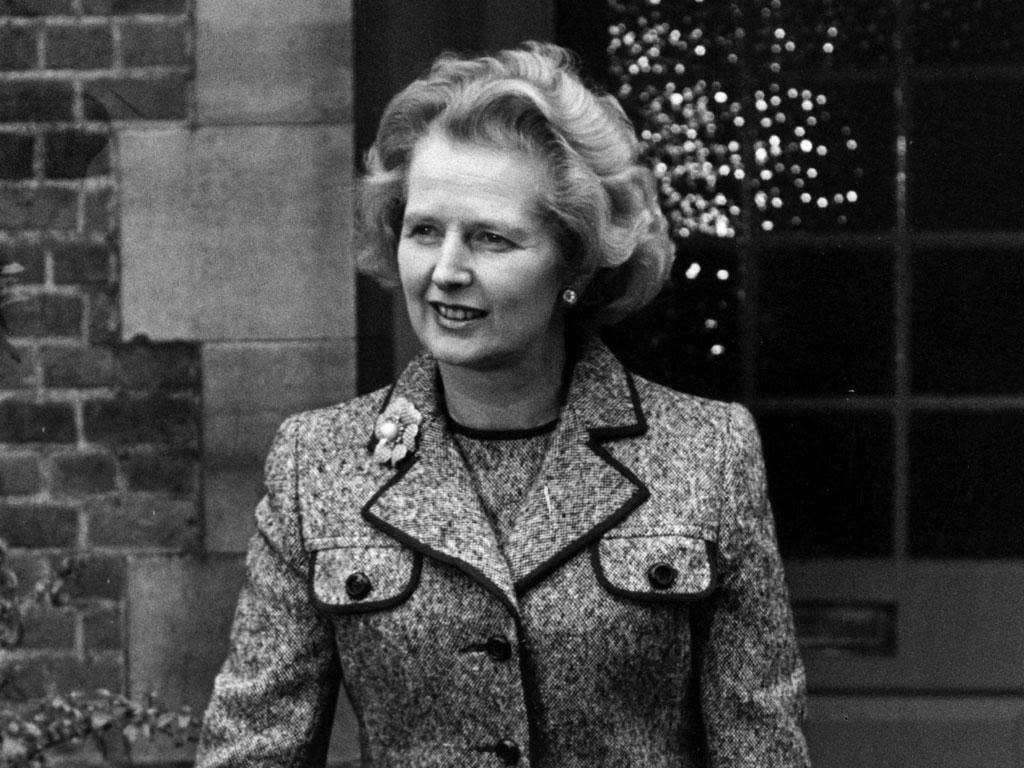 Margaret Thatcher became the first female British Prime Minister at the end of the seventies