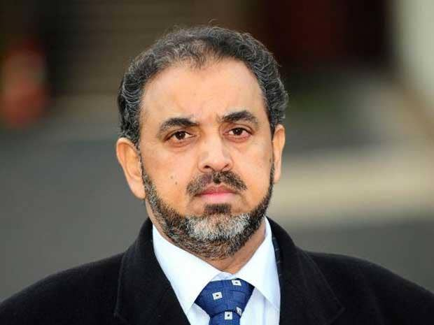 Labour peer Lord Ahmed has been suspended by the party