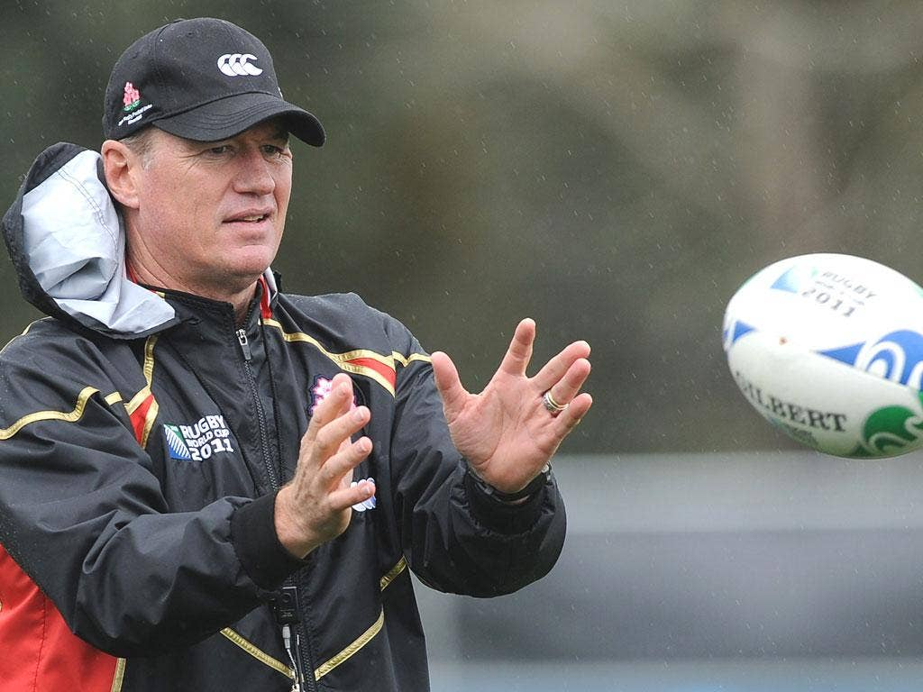 JOHN KIRWAN: The former All Black wing has coached Italy and Japan at the World Cup