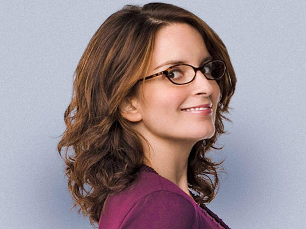 '30 Rock' star, Tina Fey