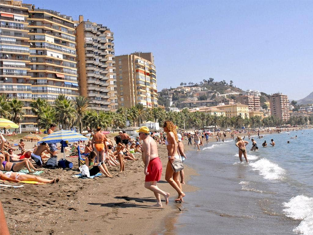 Spain's Costa del Sol is a popular destination for expats