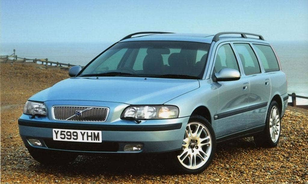When it comes to a workhorse, you can't go far wrong with a Volvo V70