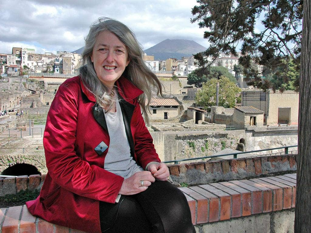 Why can't we have more TV presenters like Mary Beard?