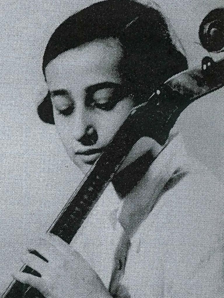 Pitch perfect: cellist Anita Lasker-Wallfisch