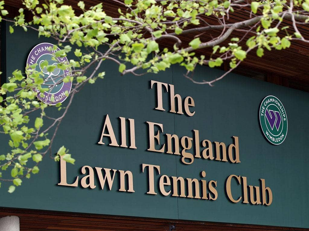Wimbledon will host both the grand slam event and the Olympics tennis