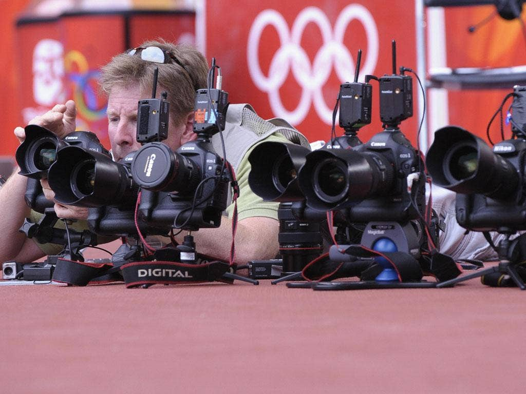 The BBC will have a huge presence at the Olympics
