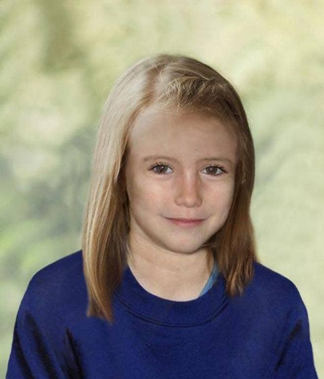 Scotland Yard has released an age-progressed image of missing Madeleine which her mother, Kate, is said to be 'particularly pleased' with
