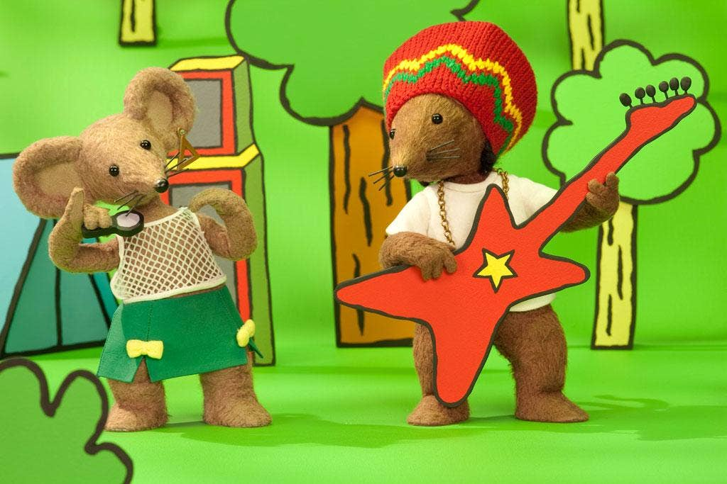 Rastamouse: 2011 onwards