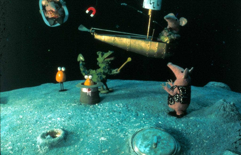 The Clangers: 1969-1974