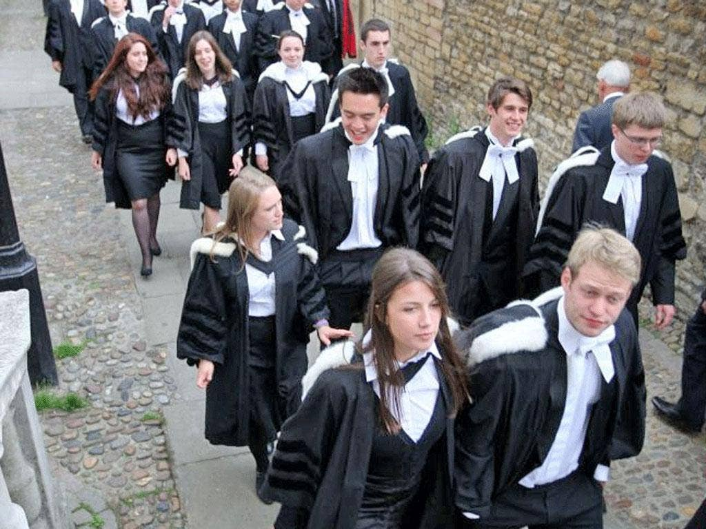 Many teachers assume Oxbridge admits a greater proportion of private school students than is the case
