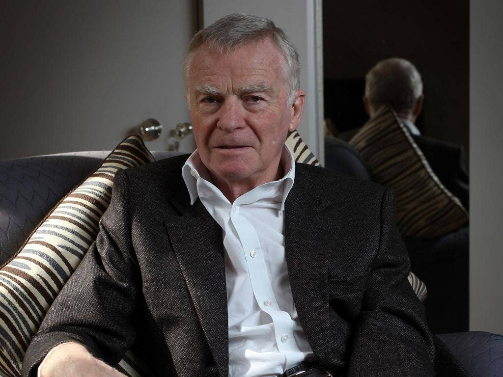 Max Mosley says he partly blames News International for the death of his son, Alexander, in 2009