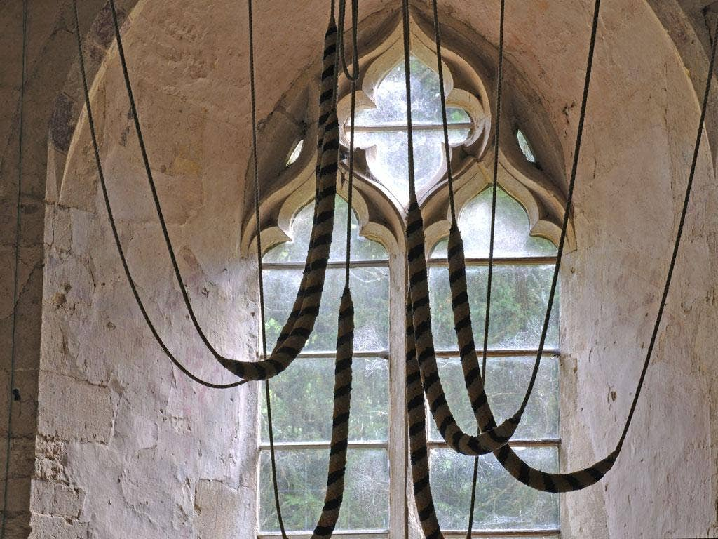 All Saints, Wrington, Somerset has silenced its bells after complaints. But when a band sets to work in a ringing chamber, it lifts the quality of daily life