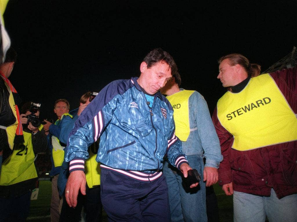 <b>Graham Taylor (1990-1993)</b><br/> <b>CLUB RECORD:</b> Led Lincoln to the Fourth Division title, and Watford all the way from the bottom tier to a second-placed finish in the top flight. Also took Watford into an FA Cup final, and finished second in th