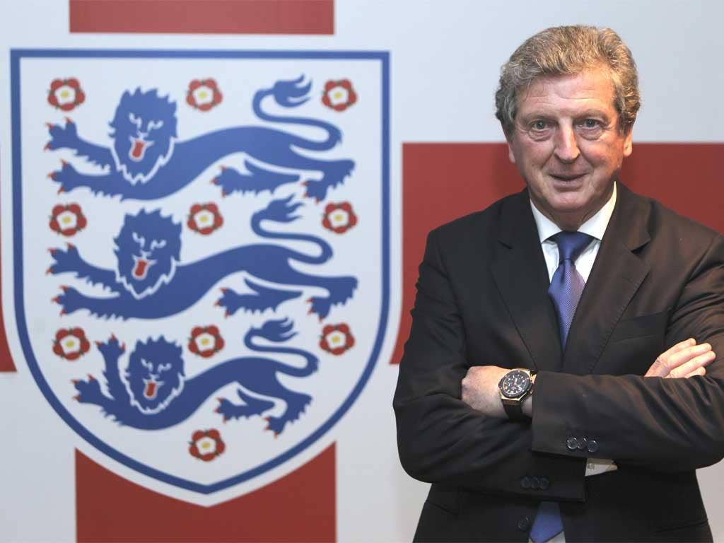 Roy Hodgson's appointment by the FA seems like a marriage of both love and convenience