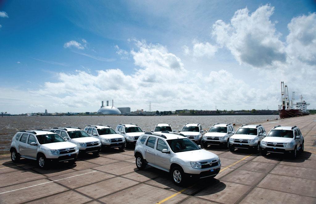 Renault has revitalised the Dacia range