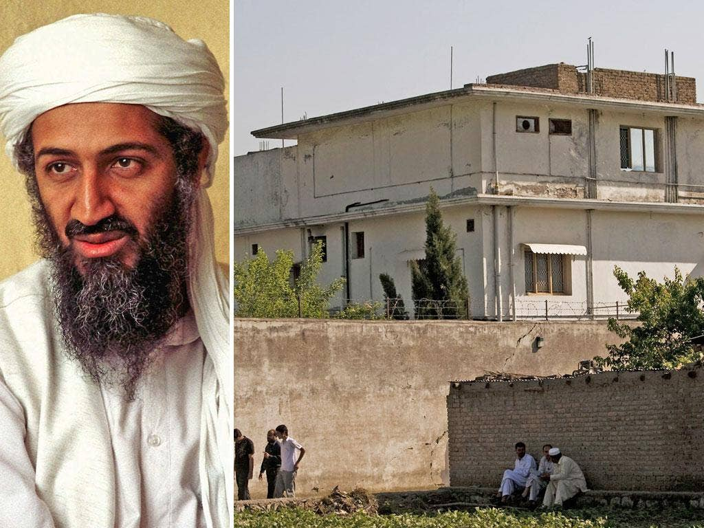 The files released yesterday were seized at Bin Laden's compound in Abbottabad