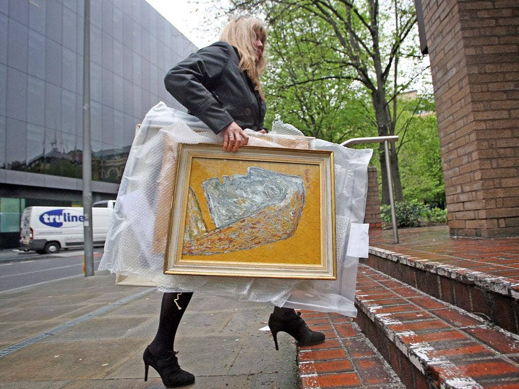 A forgery by William Mumford  enters Southwark Crown Court