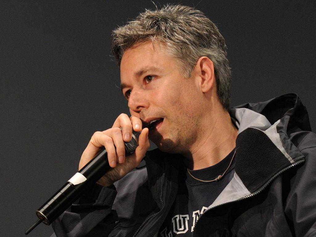 Adam Yauch, known as MCA, was diagnosed with cancer in 2009