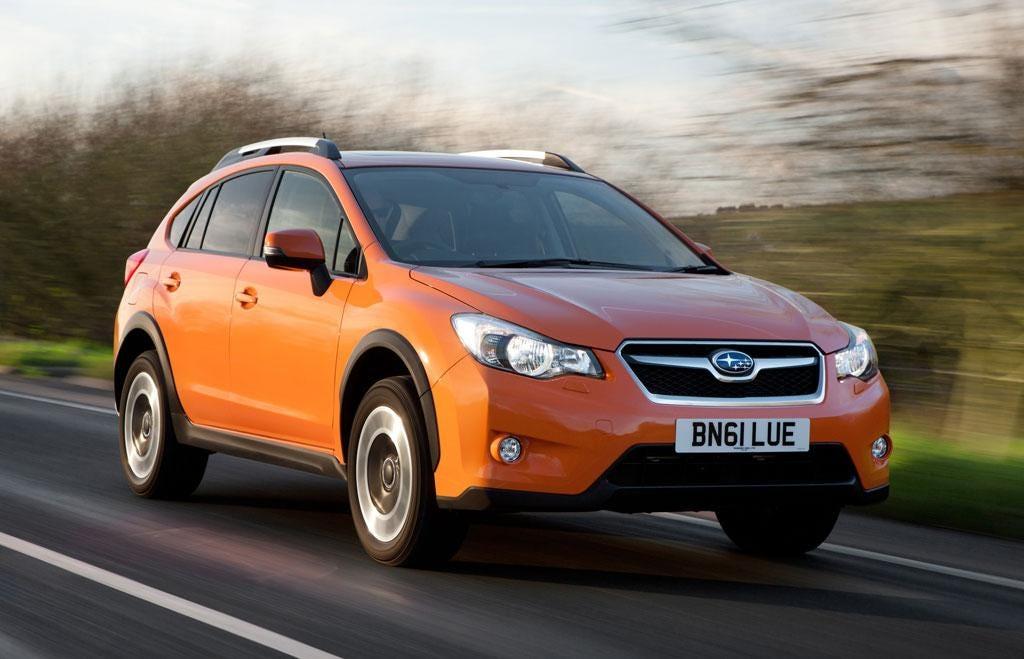 Tangerine dream: Subaru XV 2.0D