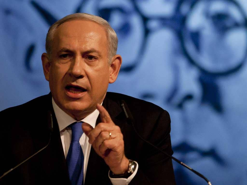 Poker Player: Benjamin Netanyahu is a master of verbal confrontation