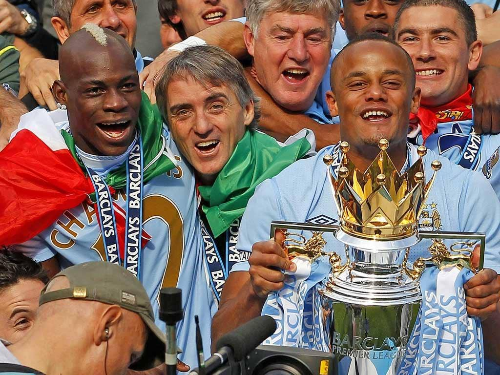 'We have changed the history of Manchester City and for this we should be very proud'