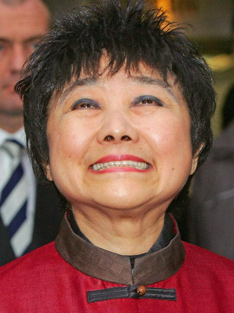 The fortune, held through Nina Wang's private Chinachem Group, is estimated at around HK$100bn (£8bn)