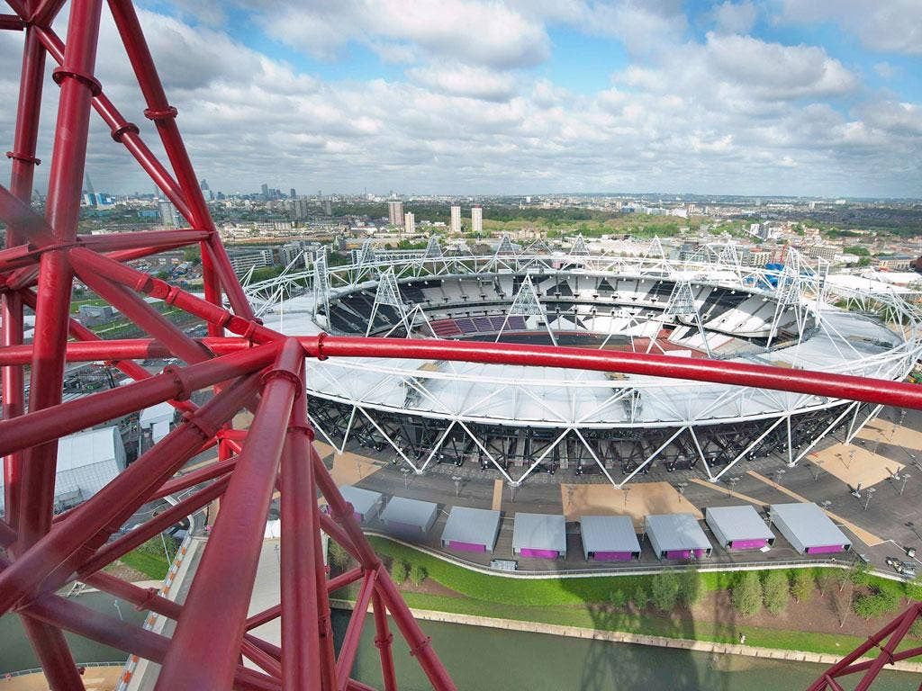 The London 2012 Olympic stadium has been at the centre of a long-running saga over its future