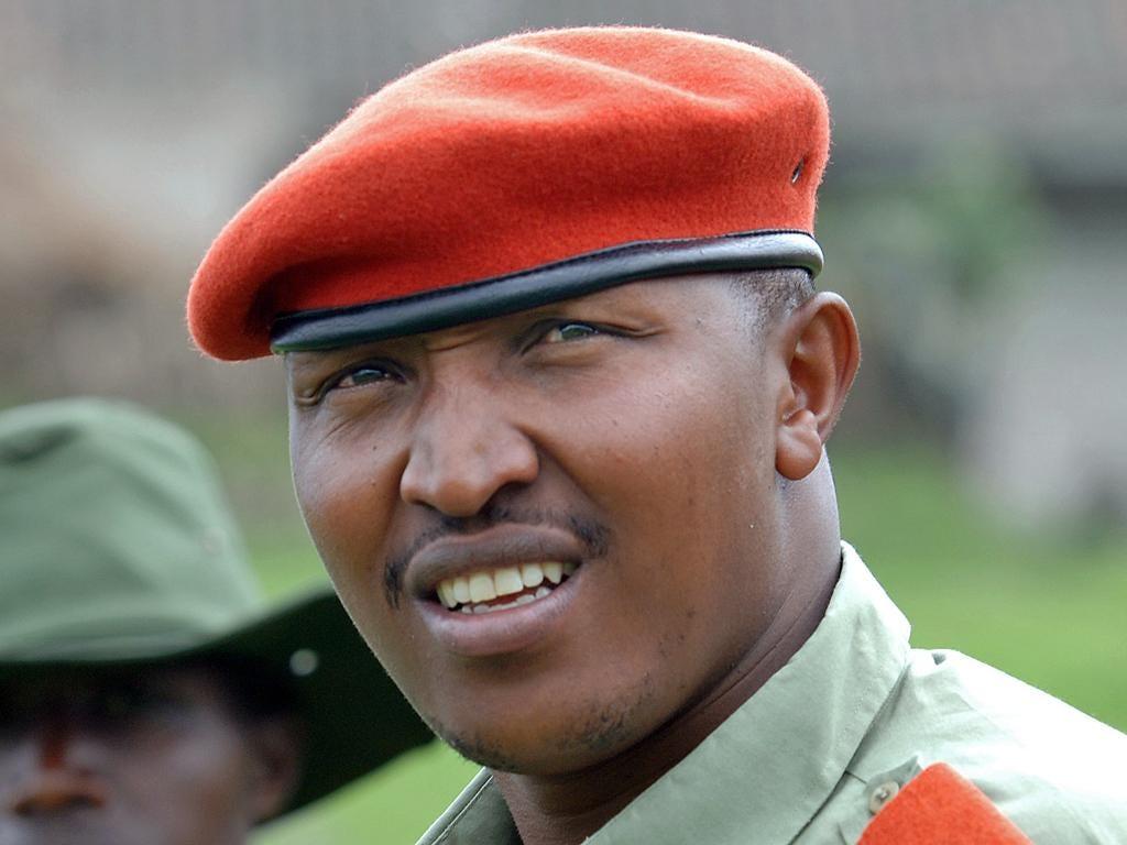 Bosco Ntaganda defected from Congo's army in April