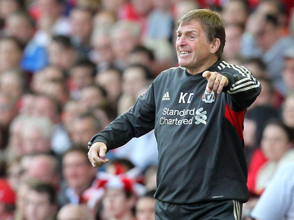 Dalglish fell short of the owner's expectations