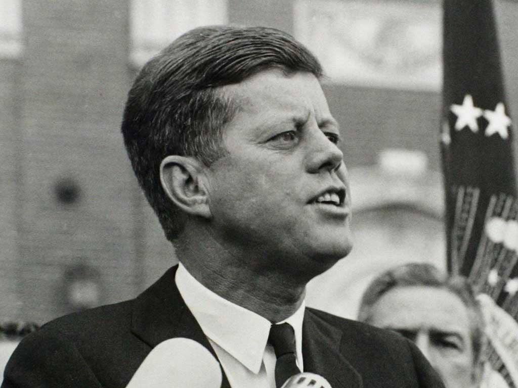 a personal opinion on who might have killed president john f kennedy Lyndon b johnson was elected vice president as john f vice president as john f kennedy's for re-election so that he might devote.