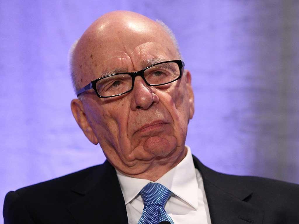Sir Harold Evans described his former employer Rupert Murdoch as 'evil incarnate'