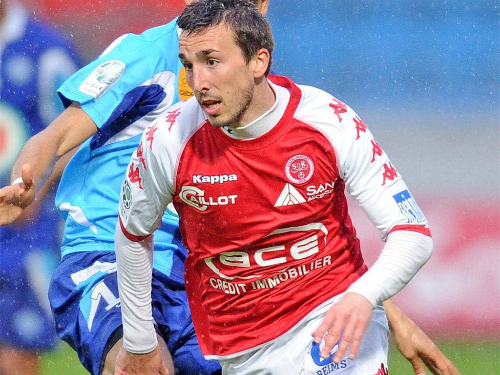 Romain Amalfitano will join from Reims