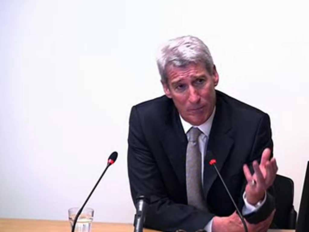 Mr Paxman said Mr Morgan explained to him how to access people's phone messages