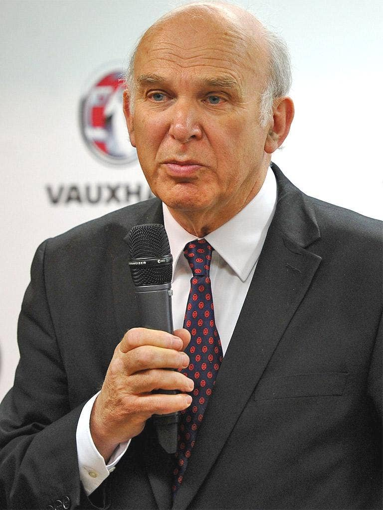 'The Sage of Twickenham': Vince Cable