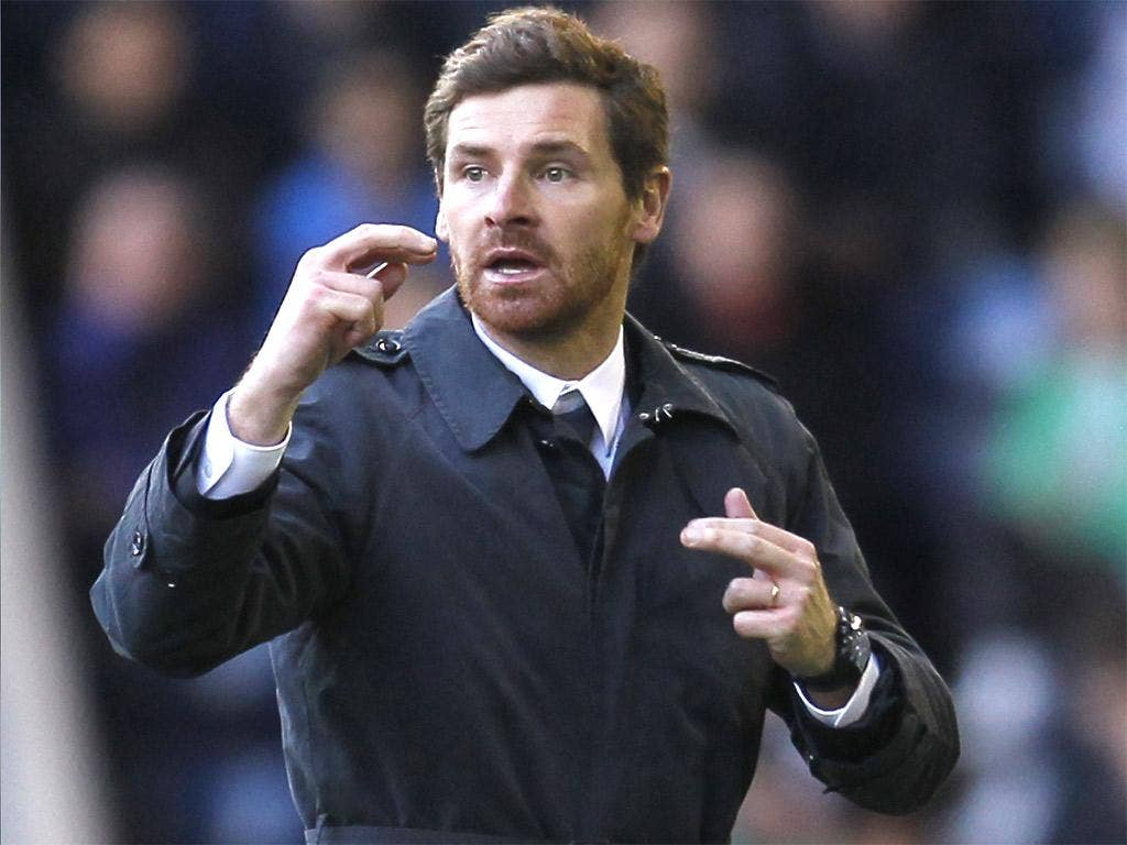 Andre Villas-Boas has been linked to the managerial vacancy at Roma
