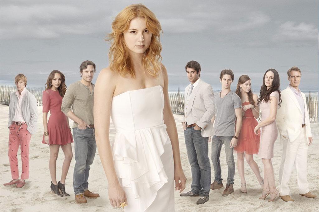 Hamptons-set melodrama Revenge is the guilty pleasure of the season. Begins tomorrow, 9pm, E4
