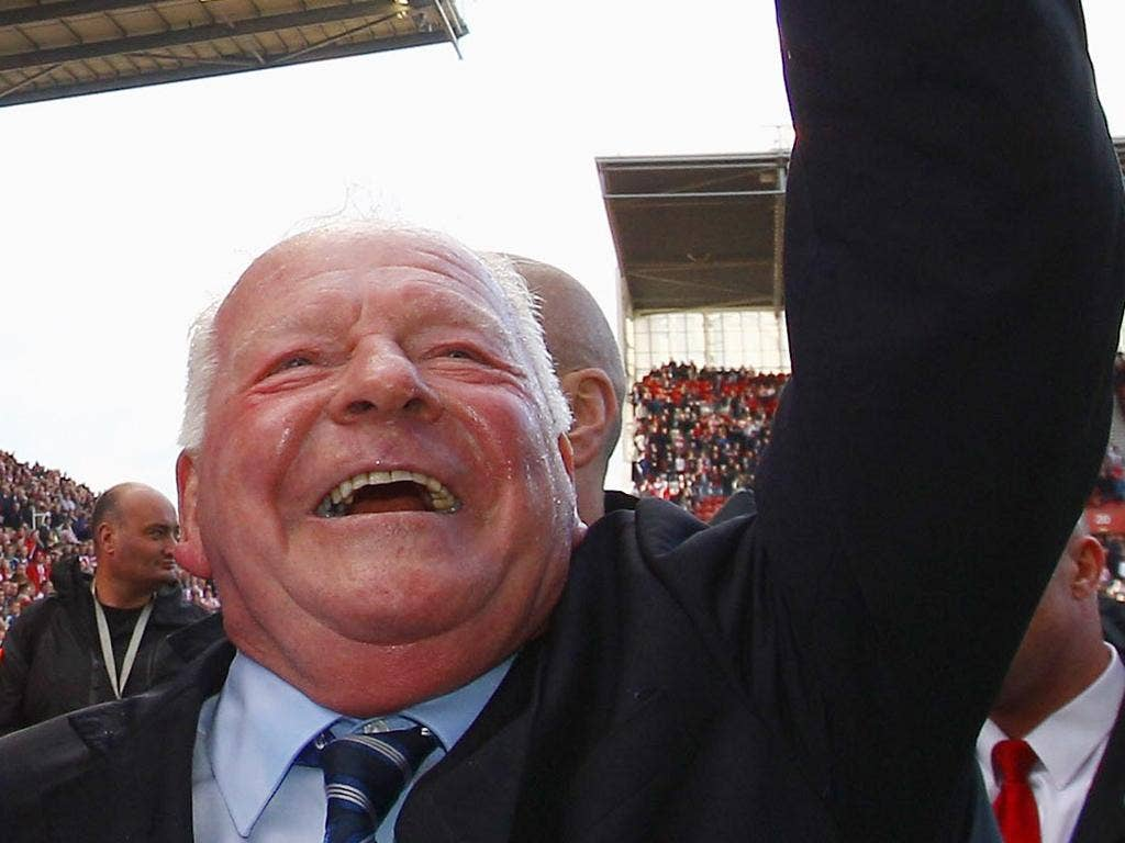 Dave Whelan: The Wigan chairman doubts Martinez would work under a technical direct
