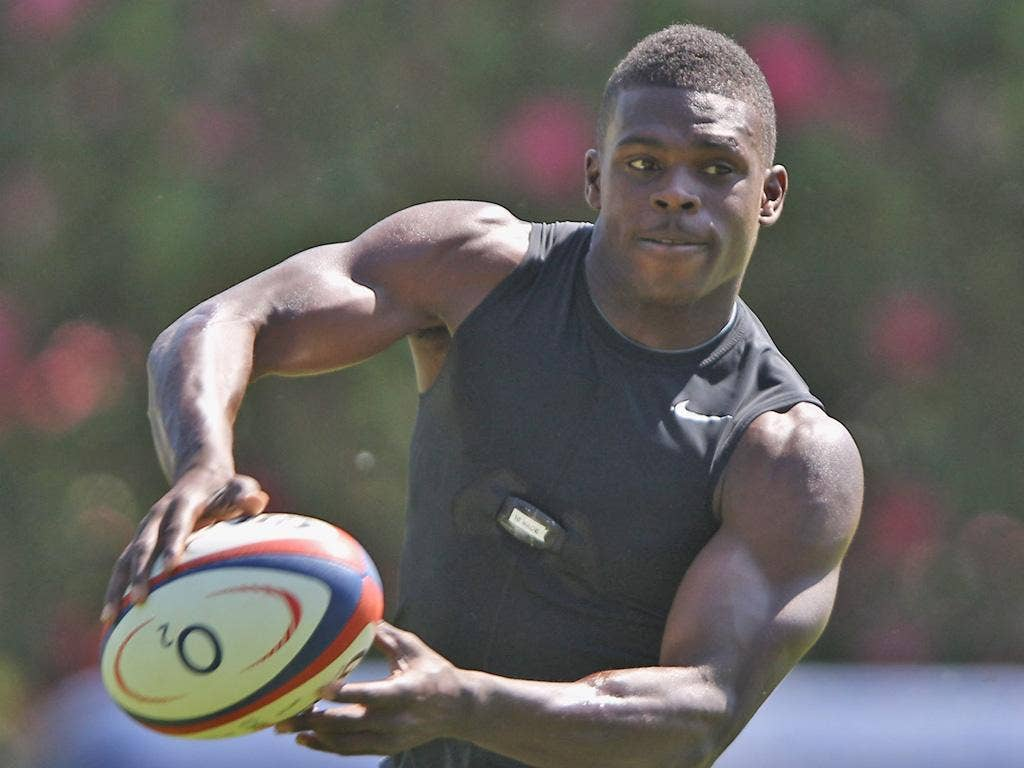 Christian Wade: The uncapped Wasps winger will benefit from a first run-out with England
