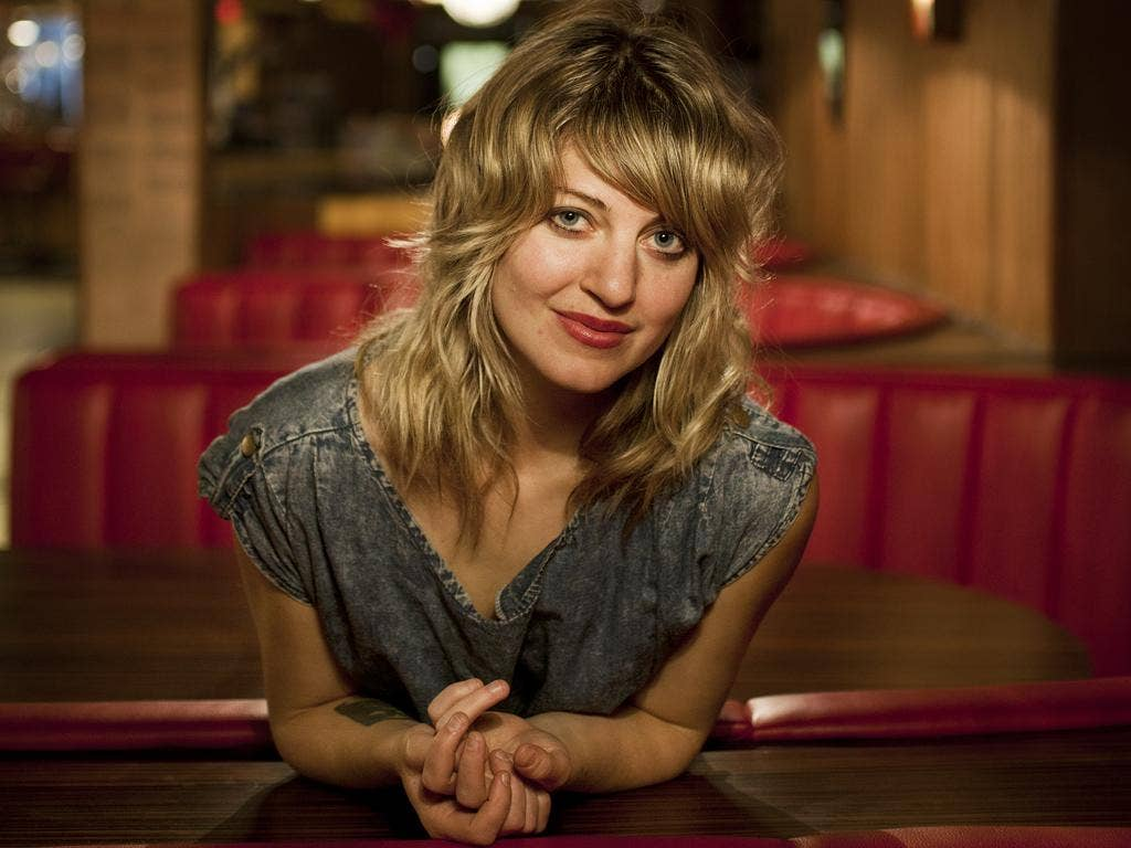 Anaïs Mitchell has a new album out - and a passion for British folk