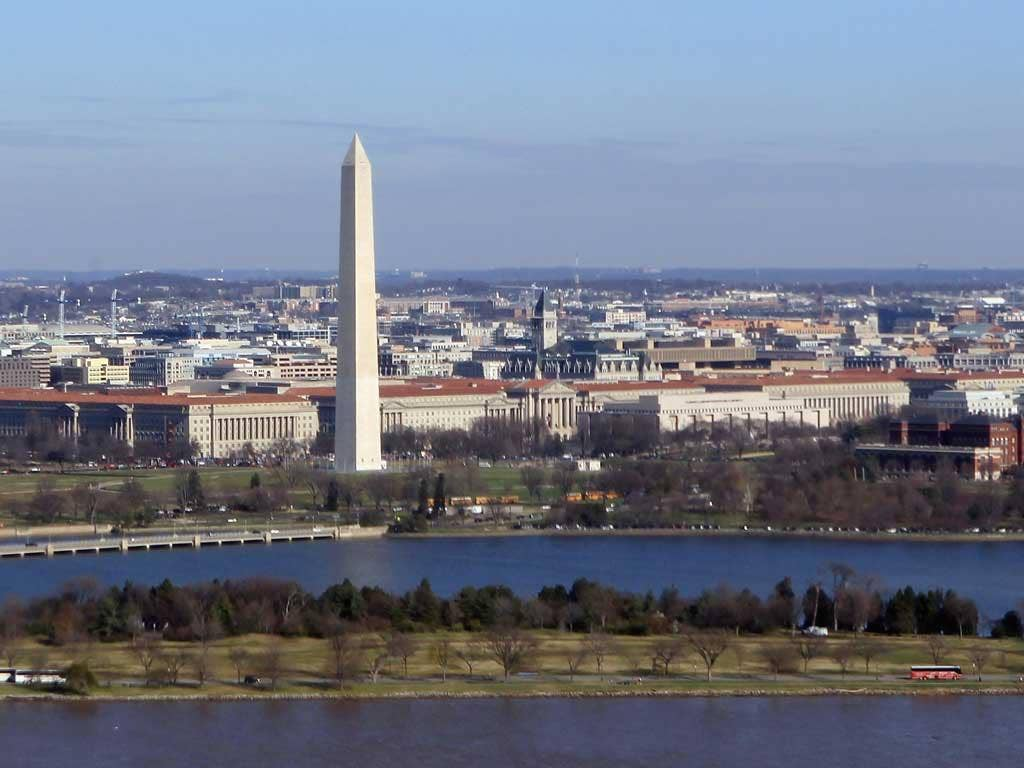 Focal Point: The 555ft Washington Monument may soon have high-rise rivals