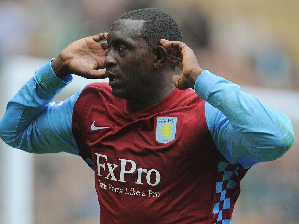 <b>ASTON VILLA</b><br/>   Aston Villa players Carlos Cuellar and Emile Heskey are out of contract this summer and will seek employment elsewhere. Cuellar, a fan favourite, has said he wants to continue playing in England. Goalkeepers Brad Guzan and Andy M