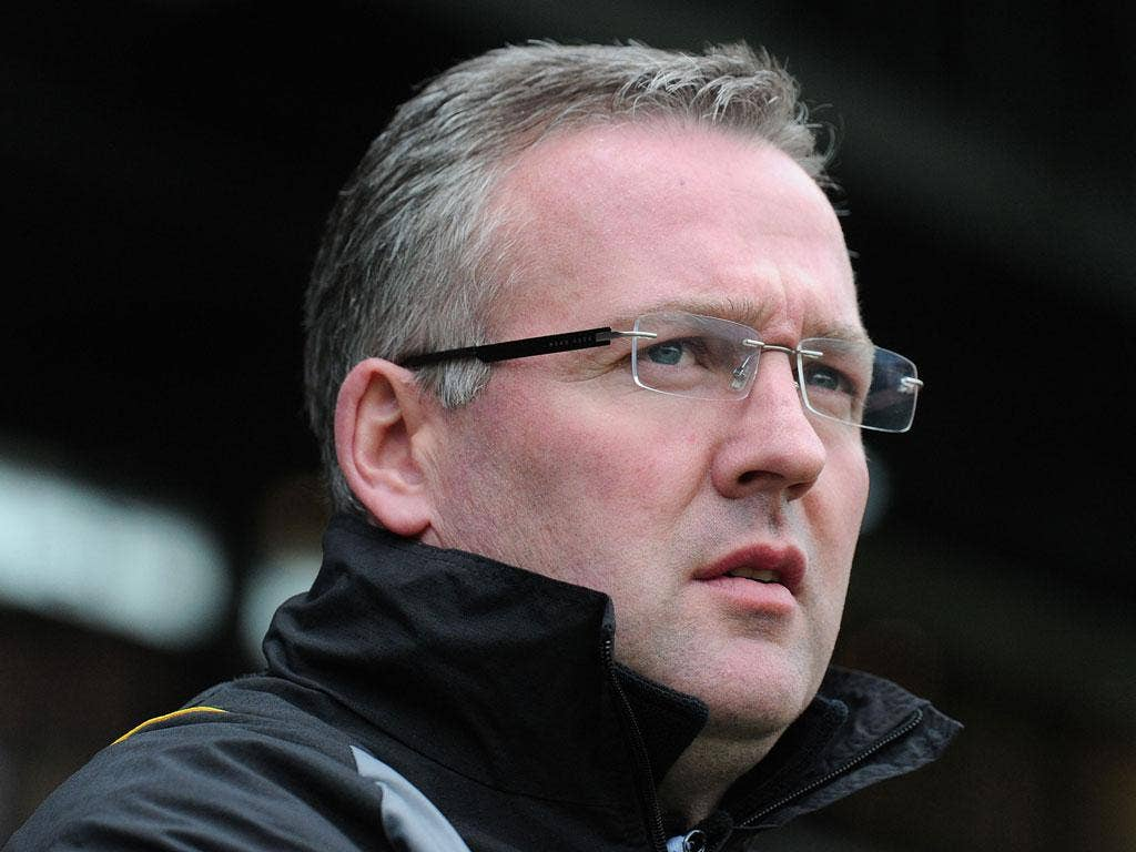 Lambert took the Canaries up from npower League One
