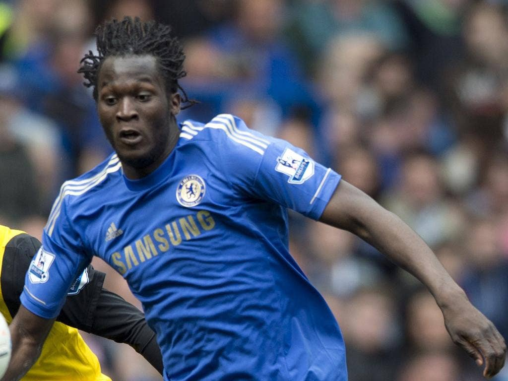 Romelu Lukaku: 'I didn't want to touch the FA Cup because I had no part to play in it at all'