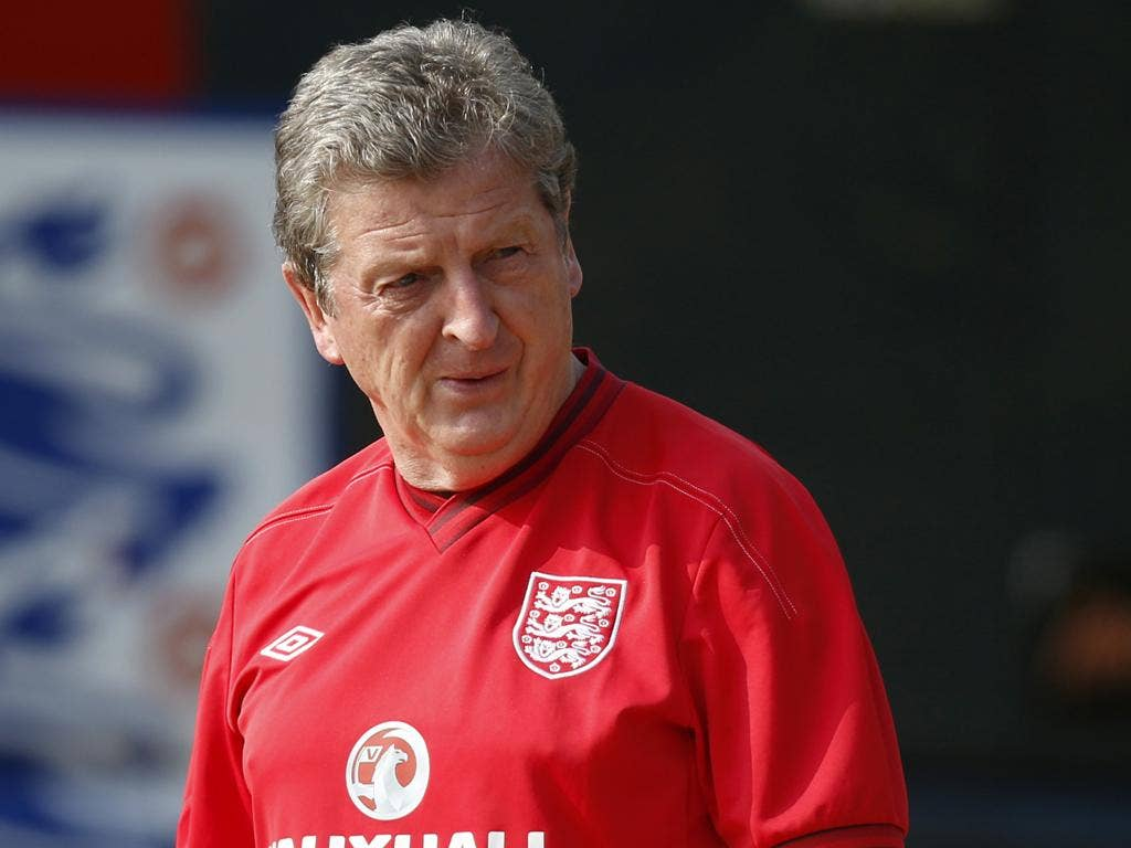 England manager Roy Hodgson faces a midfield injury crisis