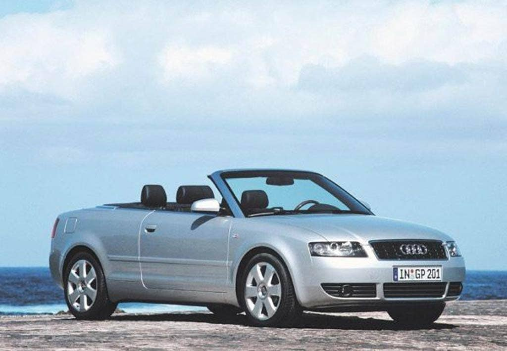 Style and refinement: The Audi A4 is a car that is a byword for build quality