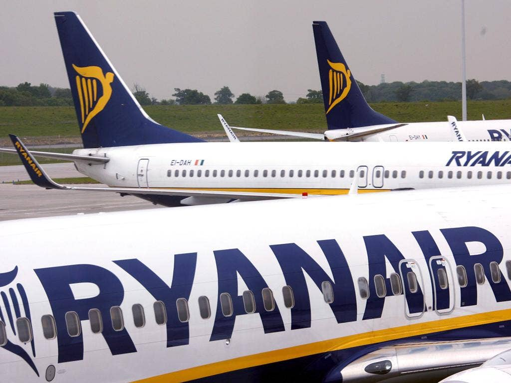 Budget airlines like Ryanair often deliver profits